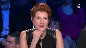Natacha Polony dans On n'est pas Couché - 08/03/14 - 728