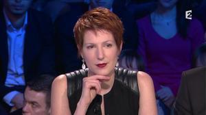 Natacha Polony dans On n'est pas Couché - 08/03/14 - 741