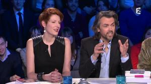 Natacha Polony dans On n'est pas Couché - 08/03/14 - 763