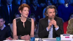 Natacha Polony dans On n'est pas Couché - 08/03/14 - 764