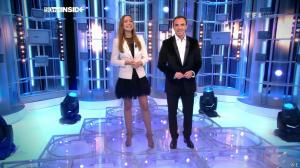 Sandrine Quétier dans 50 Minutes Inside - 01/01/11 - 01