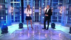 Sandrine Quétier dans 50 Minutes Inside - 01/01/11 - 03