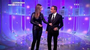 Sandrine Quétier dans 50 Minutes Inside - 03/12/09 - 04