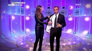 Sandrine Quétier dans 50 Minutes Inside - 03/12/09 - 05