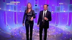 Sandrine Quétier dans 50 Minutes Inside - 03/12/09 - 06