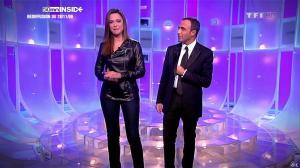 Sandrine Quétier dans 50 Minutes Inside - 03/12/09 - 07