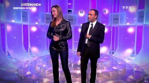 Sandrine Quétier dans 50 Minutes Inside - 03/12/09 - 08