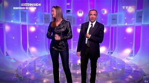 Sandrine Quétier dans 50 Minutes Inside - 03/12/09 - 09