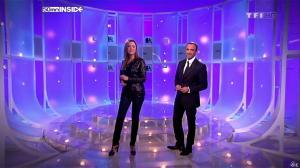 Sandrine Quétier dans 50 Minutes Inside - 03/12/09 - 14