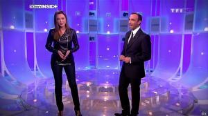 Sandrine Quétier dans 50 Minutes Inside - 03/12/09 - 15