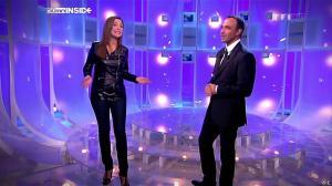 Sandrine Quétier dans 50 Minutes Inside - 03/12/09 - 18