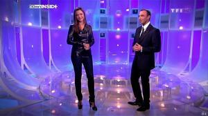Sandrine Quétier dans 50 Minutes Inside - 03/12/09 - 20