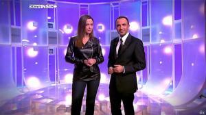 Sandrine Quétier dans 50 Minutes Inside - 03/12/09 - 25