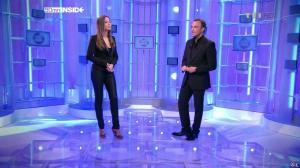 Sandrine Quétier dans 50 Minutes Inside - 04/12/10 - 01