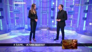 Sandrine Quétier dans 50 Minutes Inside - 04/12/10 - 03
