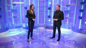 Sandrine Quétier dans 50 Minutes Inside - 04/12/10 - 04