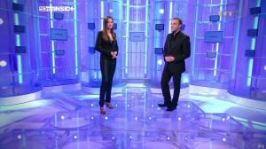 Sandrine Quétier dans 50 Minutes Inside - 04/12/10 - 05
