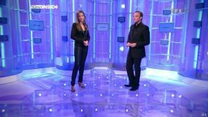 Sandrine Quétier dans 50 Minutes Inside - 04/12/10 - 07