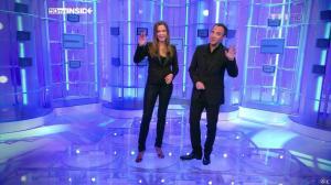 Sandrine Quétier dans 50 Minutes Inside - 04/12/10 - 10