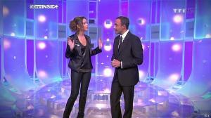 Sandrine Quétier dans 50 Minutes Inside - 05/12/09 - 02