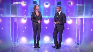 Sandrine Quétier dans 50 Minutes Inside - 05/12/09 - 06