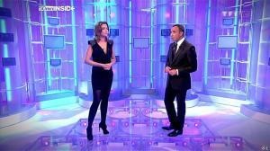 Sandrine Quétier dans 50 Minutes Inside - 06/02/10 - 08