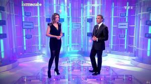 Sandrine Quétier dans 50 Minutes Inside - 06/02/10 - 09