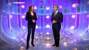 Sandrine Quétier dans 50 Minutes Inside - 09/01/10 - 07