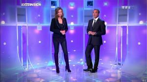 Sandrine Quétier dans 50 Minutes Inside - 09/01/10 - 11