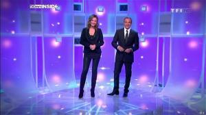 Sandrine Quétier dans 50 Minutes Inside - 09/01/10 - 12