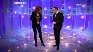 Sandrine Quétier dans 50 Minutes Inside - 16/01/10 - 01