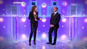 Sandrine Quétier dans 50 Minutes Inside - 16/01/10 - 06
