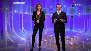 Sandrine Quétier dans 50 Minutes Inside - 16/01/10 - 09