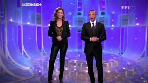 Sandrine Quétier dans 50 Minutes Inside - 16/01/10 - 10