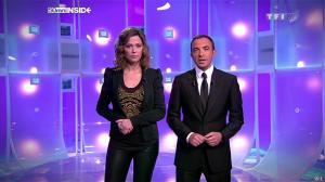 Sandrine Quétier dans 50 Minutes Inside - 16/01/10 - 11