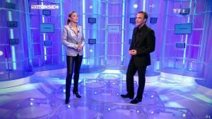 Sandrine Quétier dans 50 Minutes Inside - 18/12/10 - 01
