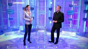 Sandrine Quétier dans 50 Minutes Inside - 18/12/10 - 05