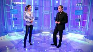 Sandrine Quétier dans 50 Minutes Inside - 18/12/10 - 06
