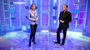 Sandrine Quétier dans 50 Minutes Inside - 18/12/10 - 08