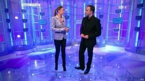 Sandrine Quétier dans 50 Minutes Inside - 18/12/10 - 09