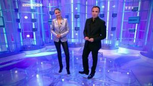 Sandrine Quétier dans 50 Minutes Inside - 18/12/10 - 10