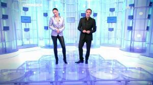 Sandrine Quétier dans 50 Minutes Inside - 18/12/10 - 12