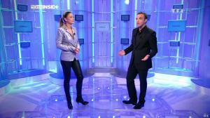 Sandrine Quétier dans 50 Minutes Inside - 18/12/10 - 13