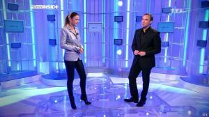 Sandrine Quétier dans 50 Minutes Inside - 18/12/10 - 14