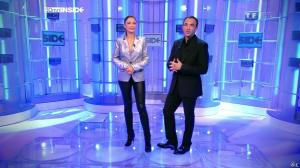 Sandrine Quétier dans 50 Minutes Inside - 18/12/10 - 15