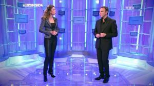 Sandrine Quétier dans 50 Minutes Inside - 27/11/10 - 04
