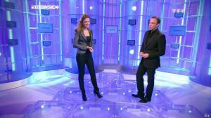 Sandrine Quétier dans 50 Minutes Inside - 27/11/10 - 05
