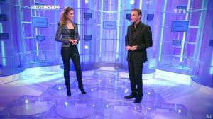 Sandrine Quétier dans 50 Minutes Inside - 27/11/10 - 06