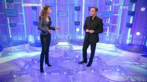 Sandrine Quétier dans 50 Minutes Inside - 27/11/10 - 07