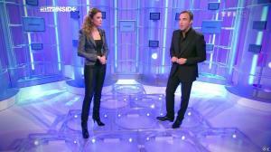 Sandrine Quétier dans 50 Minutes Inside - 27/11/10 - 08